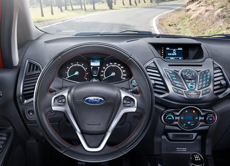 Сборка Ford EcoSport начнется в Татарстане в следующем году. Фото 2