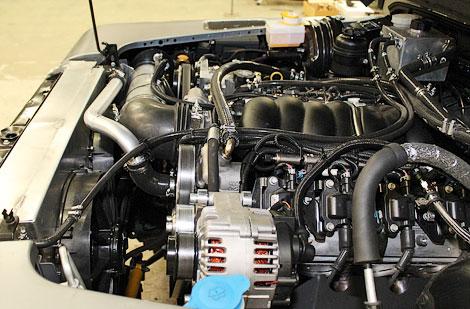 Внедорожник получил 520-сильный двигатель Chevrolet