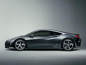 Honda построит для сборки суперкара NSX отдельный завод