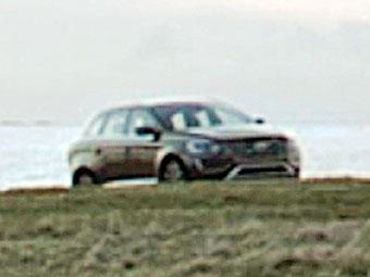 Volvo проведет премьеру новой модели