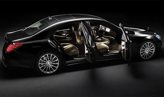 "Mercedes-Benz представил седан S-Class с ""магической"" подвеской. Фото 2"