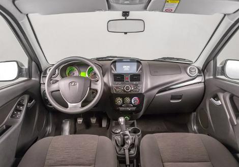 Волжский автозавод начал производство Lada Kalina. Фото 3