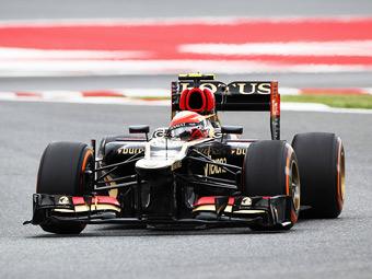 В Москву приедет команда Формулы-1 Lotus