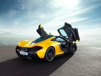 McLaren решил выпустить преемника суперкара P1 через 10 лет