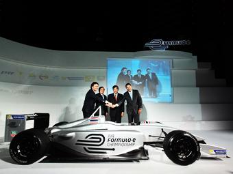 Бангкок захотел провести гонку электромобилей