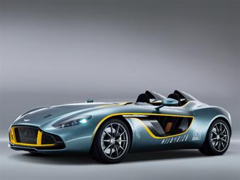 Aston Martin рассекретил юбилейный спидстер