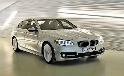 Семейство BMW 5-Series обновилось