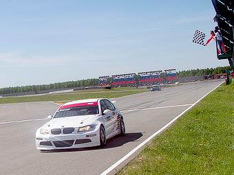 """Директор """"Смоленского кольца"""" выиграл две гонки в Нижнем Новгороде"""