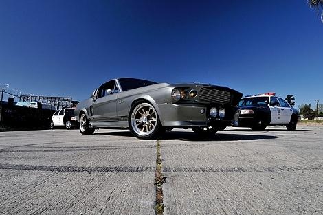 """В США продали единственный оставшийся на ходу """"киношный"""" Ford Mustang"""