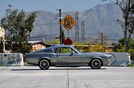 """В США продали единственный оставшийся на ходу """"киношный"""" Ford Mustang. Фото 1"""