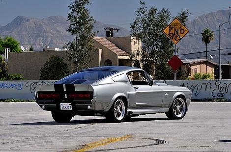 """В США продали единственный оставшийся на ходу """"киношный"""" Ford Mustang. Фото 2"""
