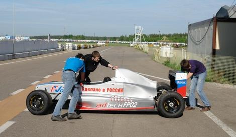 Новый чемпионат Формула-Восток начнут проводить в 2014 году