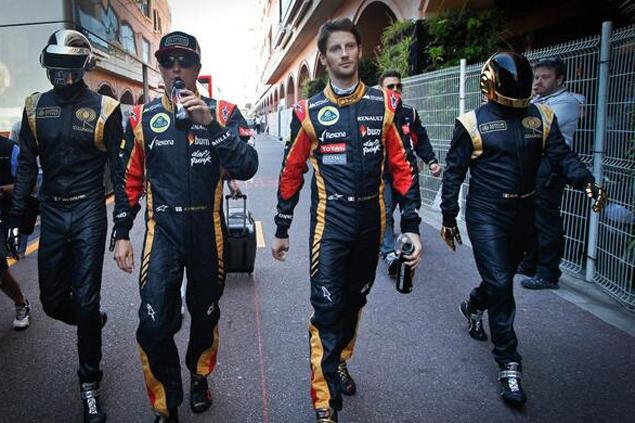 Онлайн-трансляция шестого этапа Формулы-1 2013 года. Фото 6