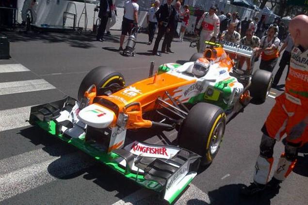Онлайн-трансляция шестого этапа Формулы-1 2013 года. Фото 7