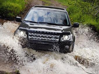 Land Rover Freelander лишится своего имени