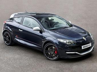 "Renault построила ""формульный"" Megane RS"
