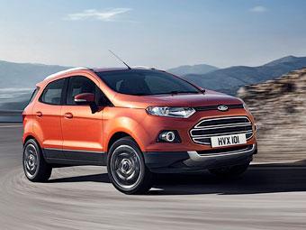 Ford выпустит 15 моделей за пять лет