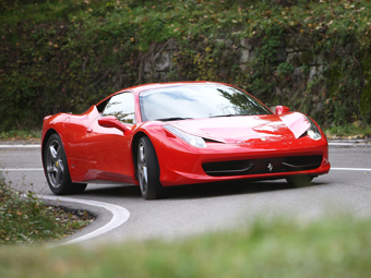 """""""Заряженная"""" Ferrari 458 Italia получит 610-сильный мотор"""