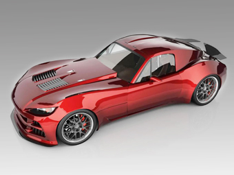 Американский инженер нашел инвесторов для выпуска 750-сильного суперкара