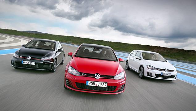 Знакомимся с самым практичным хот-хэтчем этого года: VW Golf GTI. Фото 6