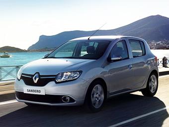 В Renault опровергли появление фотографий Sandero для России