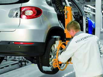 Рабочие калужского завода Volkswagen передумали бастовать