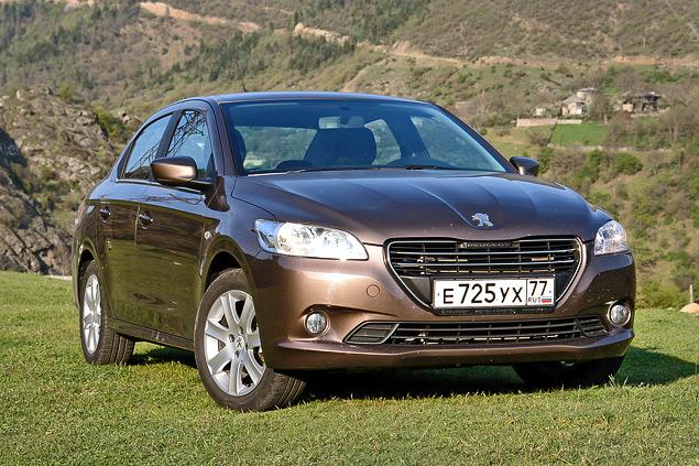Зачем марка Peugeot привезла в Россию еще один бюджетный седан