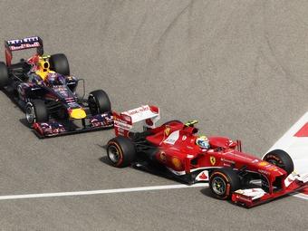 Алонсо уличил Red Bull в неумении проигрывать