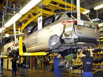 Ford свернет производство в Австралии