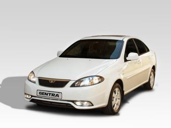Компания Uz-Daewoo представила бюджетный седан