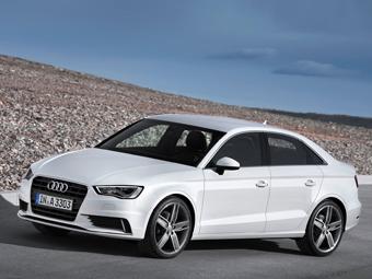 Стали известны рублевые цены на седан Audi A3