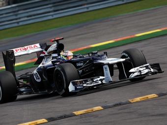 Команда Формулы-1 Williams получит двигатели Mercedes