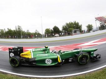 Команда Формулы-1 Caterham сохранит двигатели Renault