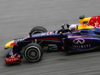 Команда Red Bull будет использовать моторы Infiniti
