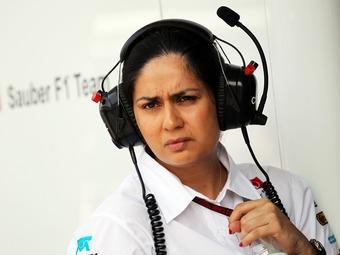 Руководительница Sauber начала переговоры с российским спонсором