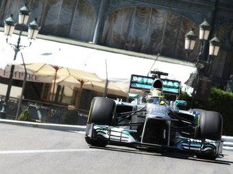 Нико Росберг выиграл Гран-при Монако