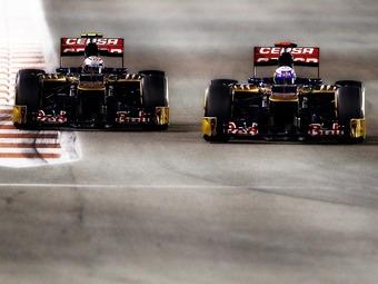 Команда Toro Rosso подтвердила отказ от двигателей Ferrari