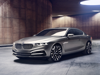 BMW и Pininfarina представили совместное купе