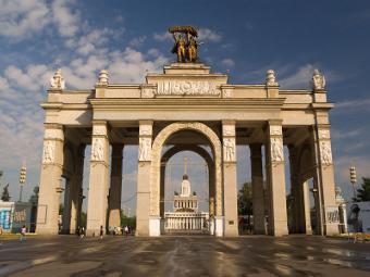 Москва задумалась о введении запрета на въезд автомобилей в парки