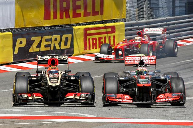 Нико Росберг выиграл Гран-при Монако через 30 лет после победы своего отца. Фото 5