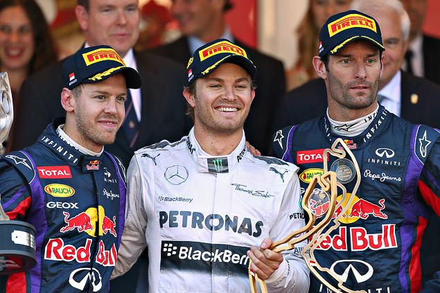 Нико Росберг выиграл Гран-при Монако через 30 лет после победы своего отца. Фото 6