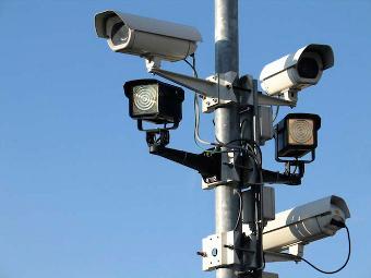 Московские камеры начали штрафовать за пересечение стоп-линии