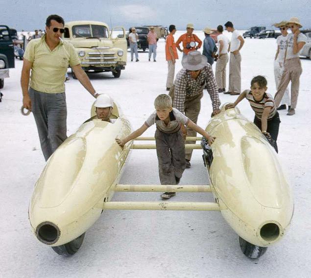 История рекордов скорости на суше: часть первая. Фото 5