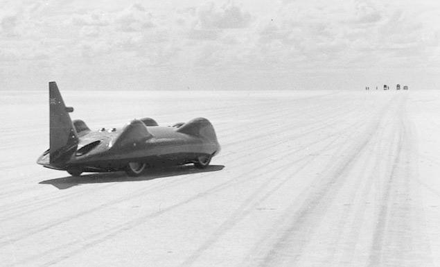 История рекордов скорости на суше: часть первая. Фото 10