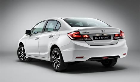Компания Honda объявила комплектации обновленного Civic 4D для России