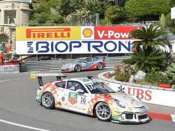 Ожье опередил Леба в кольцевой гонке Суперкубка Porsche