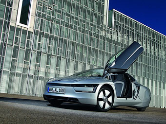 Volkswagen передумал продавать сверхэкономичный гибрид