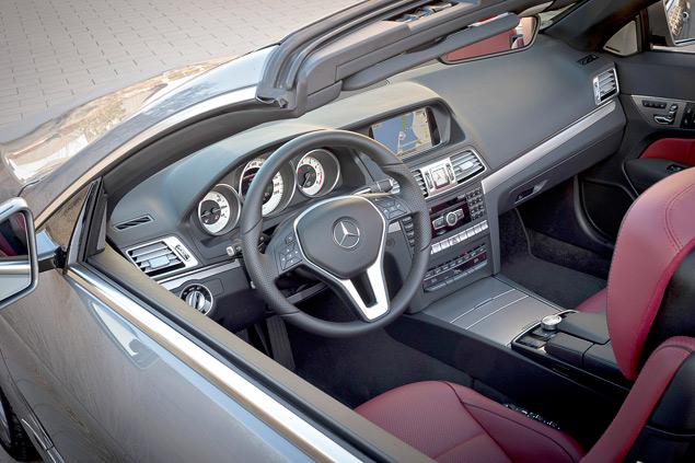 Расслабляемся за рулем обновленных купе и кабриолета Mercedes-Benz E-класса. Фото 2