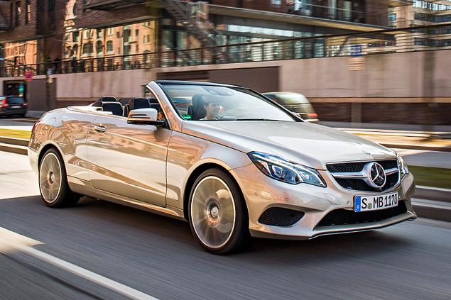 Расслабляемся за рулем обновленных купе и кабриолета Mercedes-Benz E-класса. Фото 3
