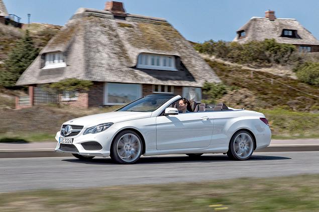 Расслабляемся за рулем обновленных купе и кабриолета Mercedes-Benz E-класса. Фото 4